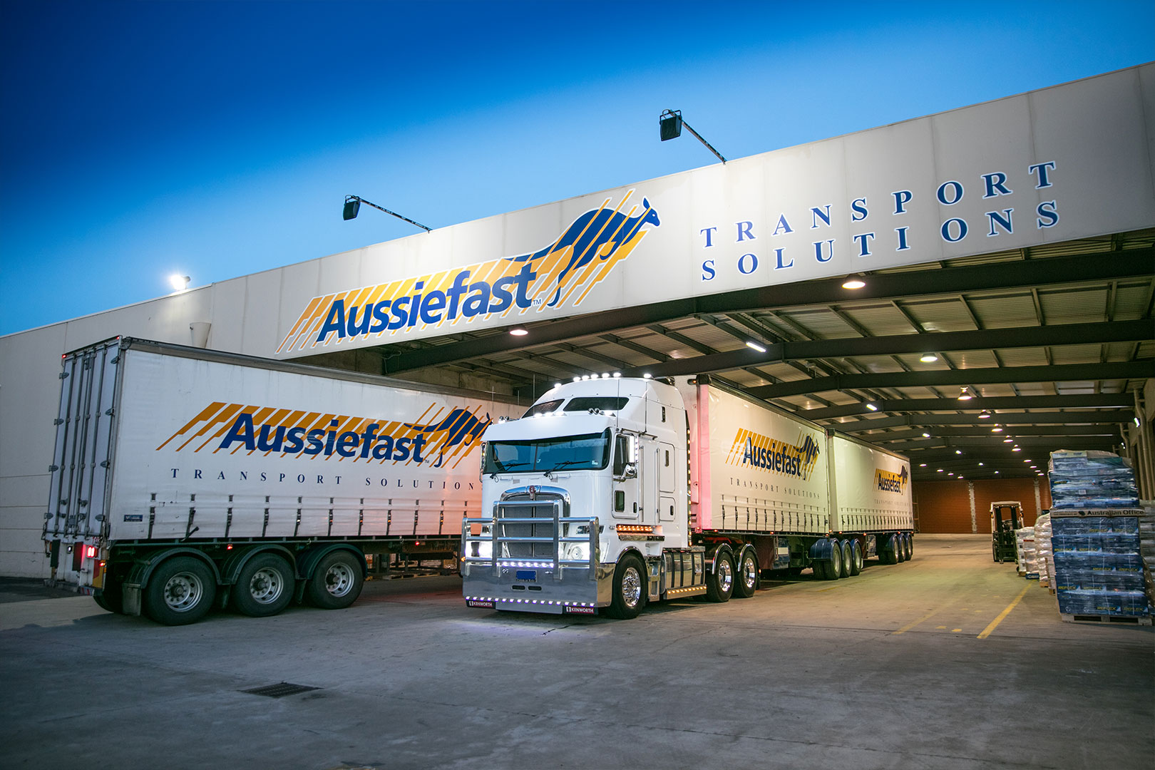 Aussiefast will get you there